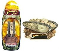 Indiana Jones: Vogel's Mark VII Tank - Titanium Series Die-Cast Model